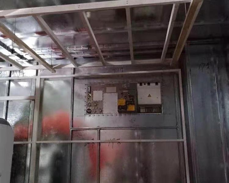 辐射防护安装