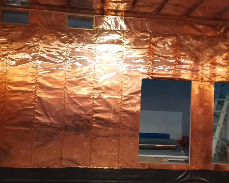 介入室防护装修