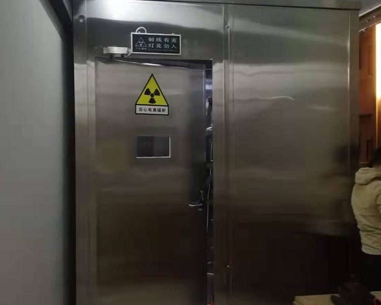 CBCT防辐射铅房