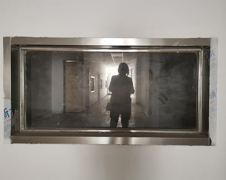 X射线防护铅玻璃