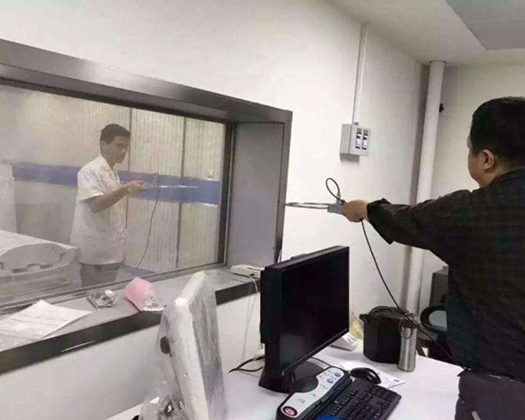 铅玻璃防护窗