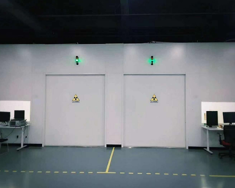 放射科防护铅门